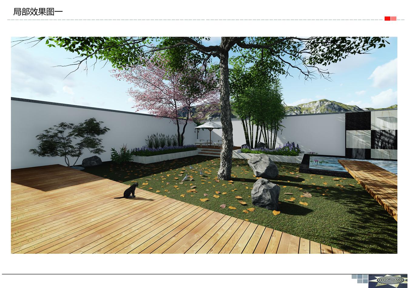 錢總后花園設計方案,別墅私家花園設計,屋頂花園設計,陽臺花園設計,筑