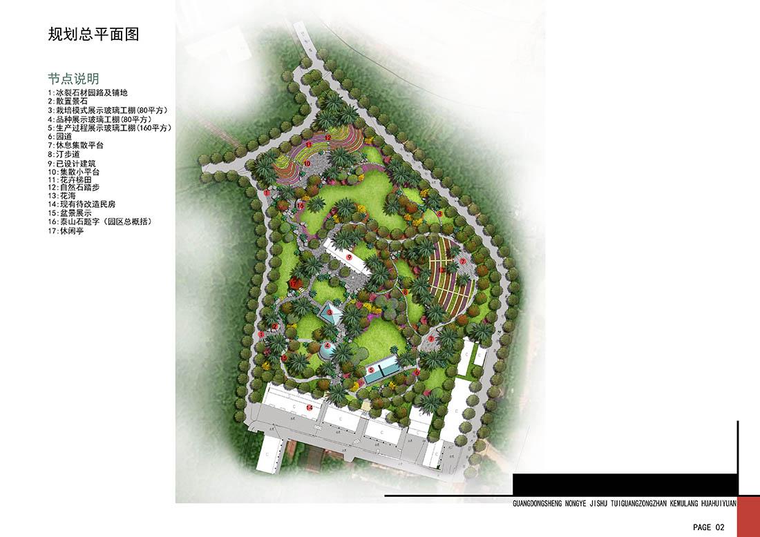 園林景觀鋪裝手繪設計